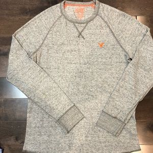 New AE heather gray Thermal Size L